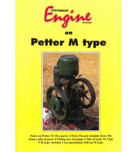 Stationary Engine Magazine on Petter M type Voorkant