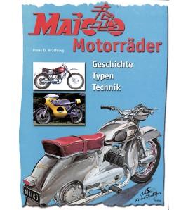 Maico Motorrader geschichte typen technik Voorkant