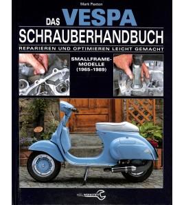 Das Vespa Schrauberhandbuch Voorkant