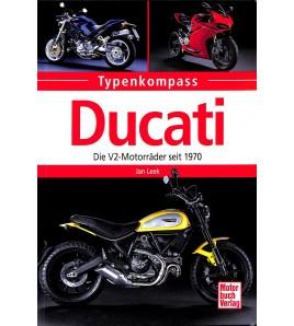 Typenkompass -  Ducati - Die V2-Motorräder seit 1970 Voorkant