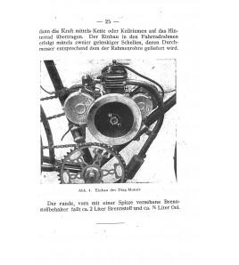 Fahrrad Hilfsmotoren Altes Wissen 1922