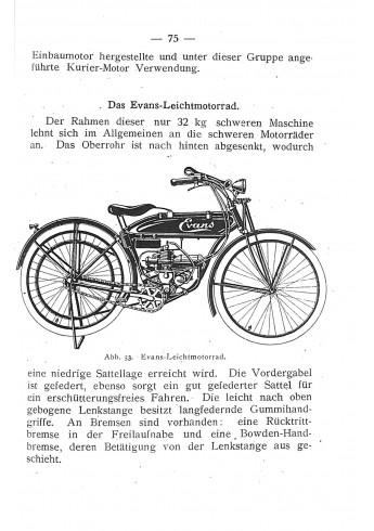 Fahrrad Hilfsmotoren Altes Wissen 1922 Voorkant