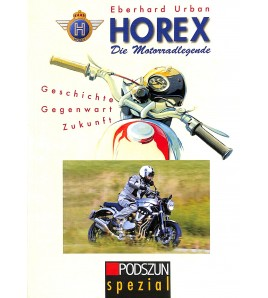 Horex, die Motorradlegende Voorkant