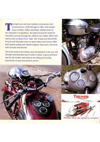 Triumph Pre-Unit Twins Voorkant