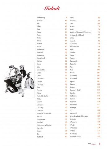 Die Mopeds der Wirtschaftswunderzeit  Voorkant