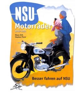 NSU Motorräder 1945-1964 Voorkant