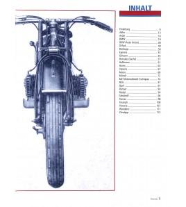 Motorräder die Wichtigsten deutschen Typen Voorkant