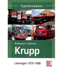 Krupp Lastwagen 1919-1968 Krupp Lastwagen 1919-1968 Voorkant