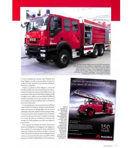 Magirus Histoire des véhicles de pompiers  Voorkant