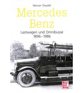 Mercedes Benz, Lastwagen und Omnibusse 1896-1986 Voorkant