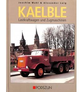 Kaelble - Lastkraftwagen un Zugmaschinen Voorkant