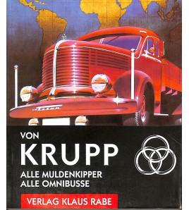 Alle Lastwagen von Krupp, alle Muldenkipper, alle Omnibusse Voorkant