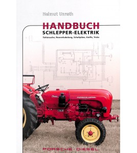 Handbuch Schlepper-Elektrik Porsche Diesel Voorkant