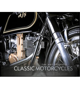 The Art of Speed - Classic Motorcycles Voorkant