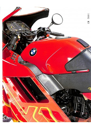 The art of BMW Motorcycles Voorkant