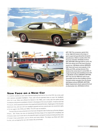 Pontiac GTO - 50 Years