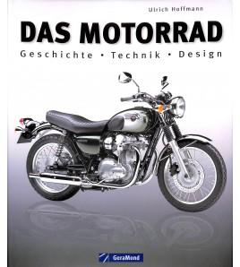 Das Motorrad - Geschichte - Technik - Design Voorkant