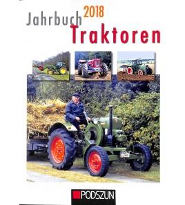 Jahrbuch Traktoren 2018 Voorkant