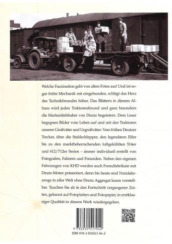 Deutz Fotoalbum 1919-1965 Voorkant
