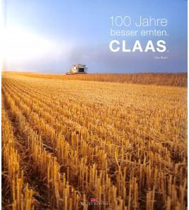 Claas, 100 Jahre besser ernten Voorkant