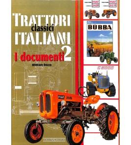 Trattori classici Italiani Vol 2 Voorkant