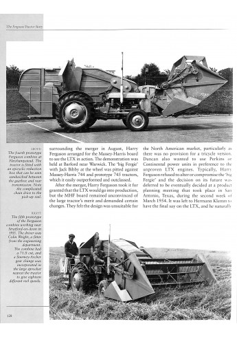 The Ferguson Tractor Story Voorkant