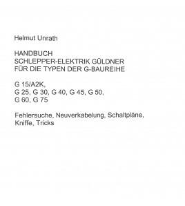 Handbuch Schlepper-Elektrik Güldner Voorkant