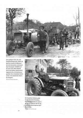 Hanomag Fotoalbum 1912-1950 Voorkant