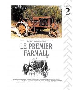 Farmall, cinquante ans d'histoire Voorkant