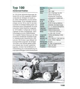 John Deere Typenkompass seit 1960 Voorkant
