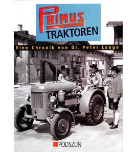 Primus Traktoren - Eine Chronik Voorkant