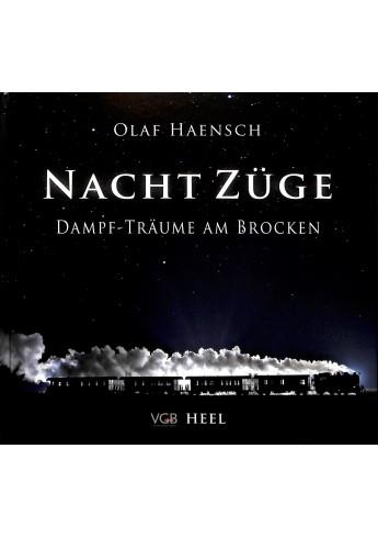Nachtzüge - Dampf-Träume am Brocken Voorkant