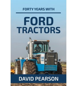 Forty Years with Ford Tractors Voorkant