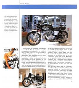 Honda CB 750 Four Voorkant