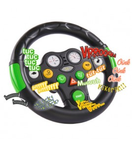 Sound Wheel voor de Big Traptractor
