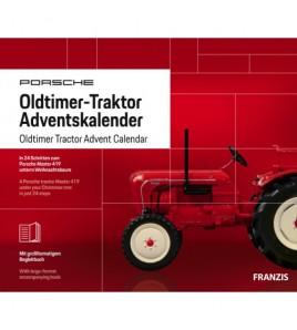 Porsche Oldtimer Tractor Advent Calendar