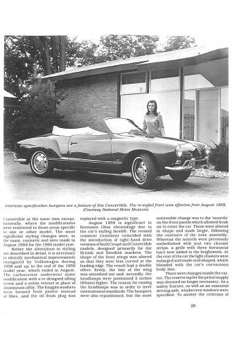 Karmann Ghia Coupé & Cabriolet