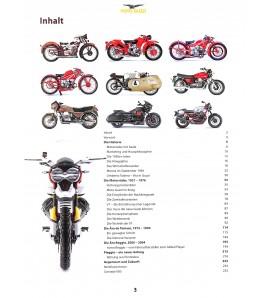 Moto Guzzi, motorräder seit 1921