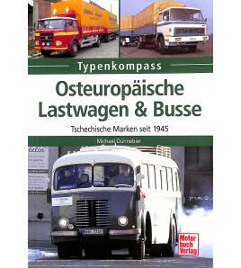 Osteuropäische Lastwagen & Busse - Tschechische Marken seit 1945