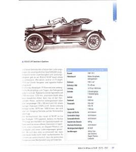 NSU Typenkunde Classic Alle Automobile von 1905 bis 1977
