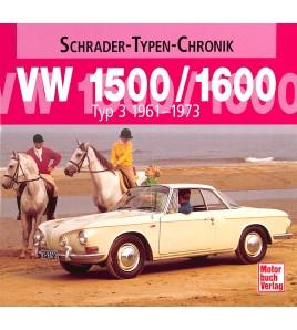 VW 1500/1600 - Typ 3 1961-1973