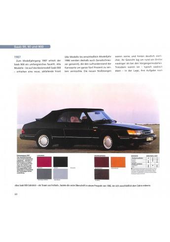 Saab 99, 90 & 900 - 1968 - 1998