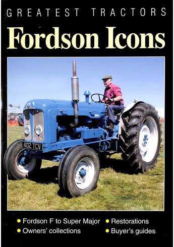 Greatest Tractors: Fordson Icons