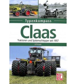 Claas - Traktoren und Systemschlepper seit 1957