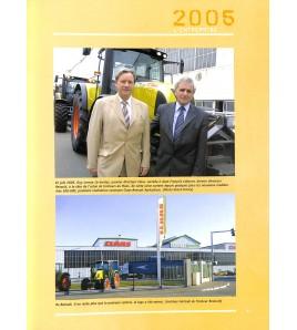 renault Tracteurs -  Tome 3 - 2000-2005 Voorkant