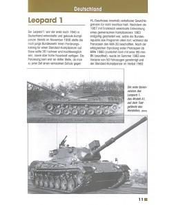 Typenkompass Kampfpanzer 1945-1970 Voorkant