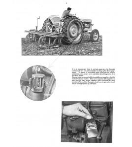 Fordson Major Miscellany 2 New Major E1A's 1951-1964