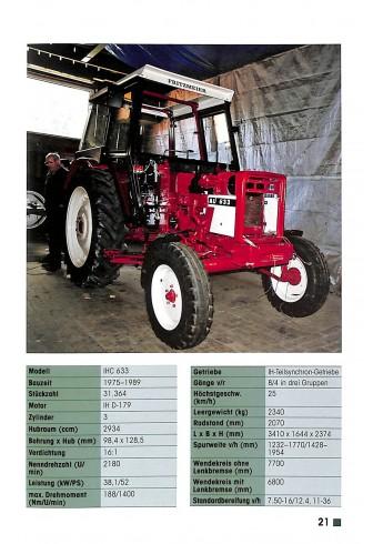 IHC- Traktoren seit 1976