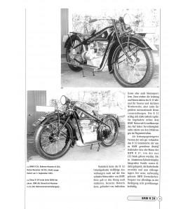 Vergrößern BMW Einzylinder Motorräder 1925-1967