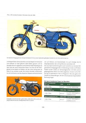 Zündapp - Motorräder, die Geschichte machten